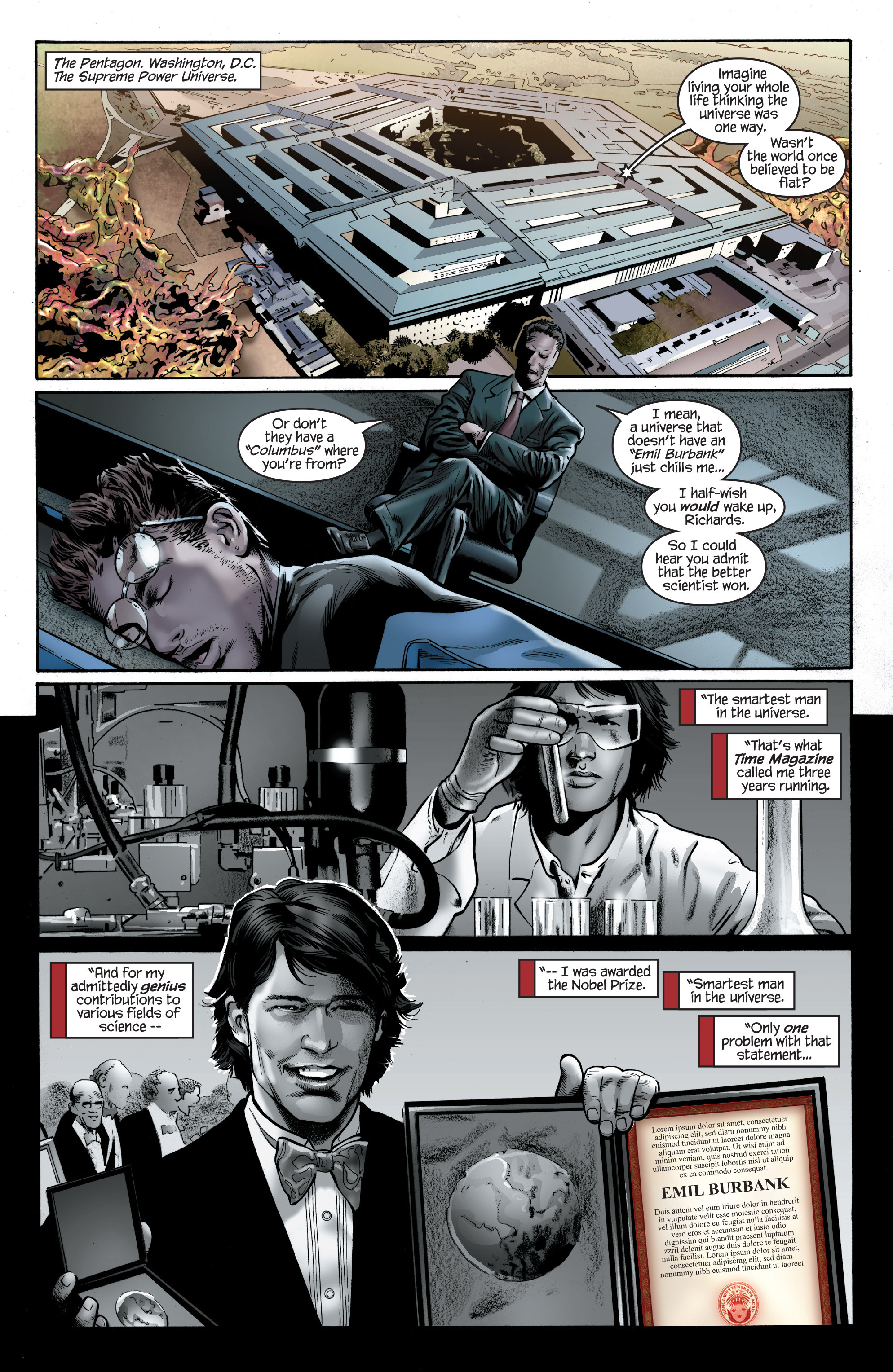 Read online Ultimate Power comic -  Issue #7 - 10