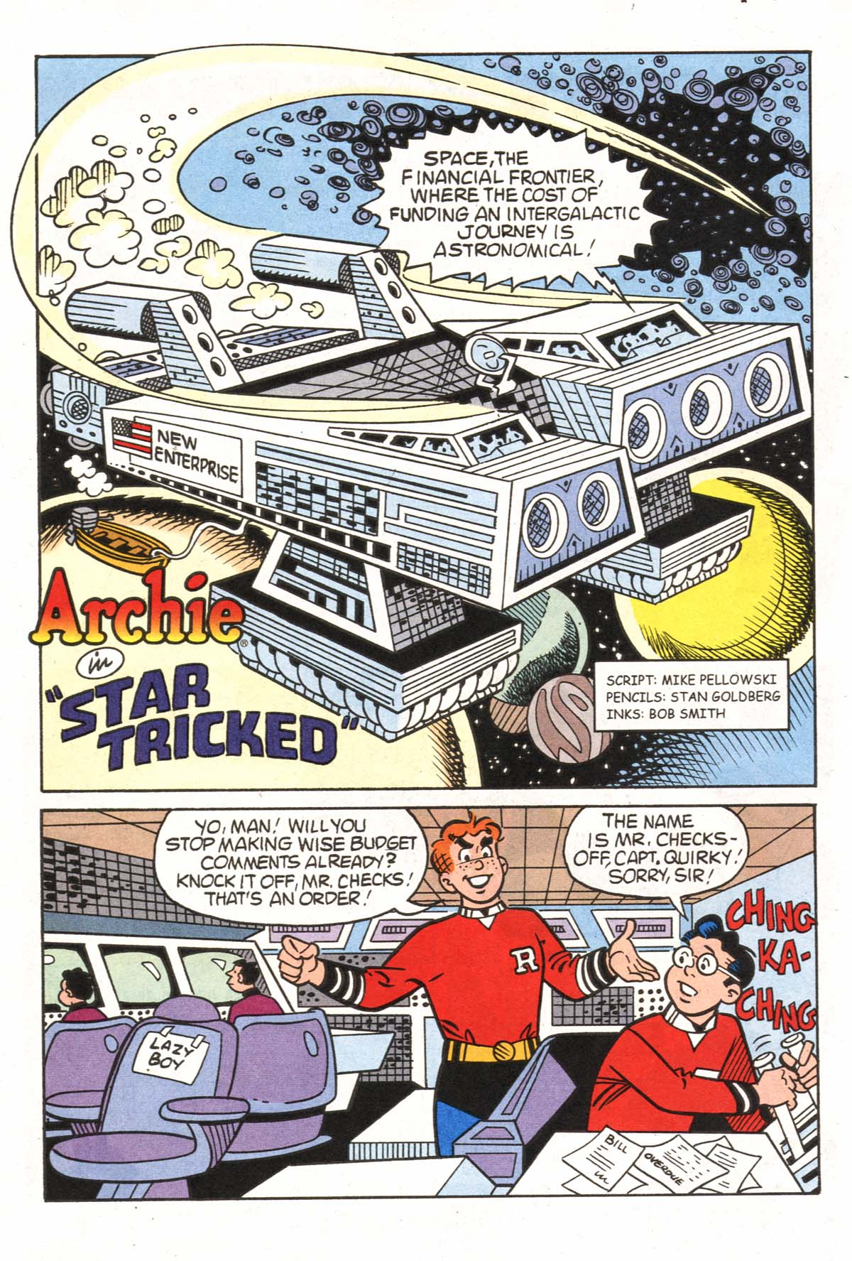 Read online Archie (1960) comic -  Issue #522 - 17