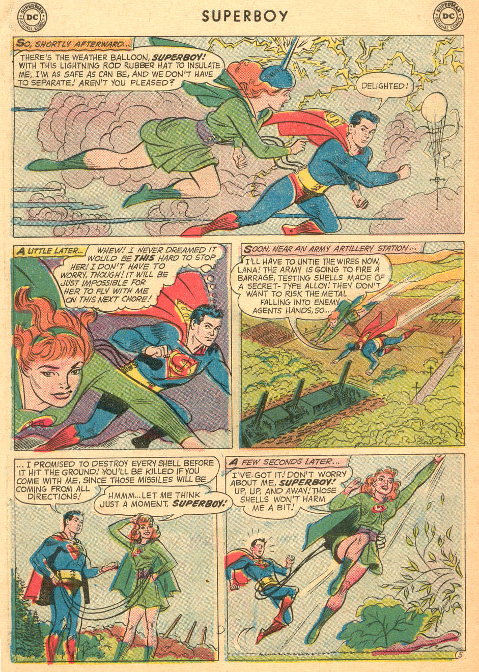 Superboy (1949) issue 72 - Page 26