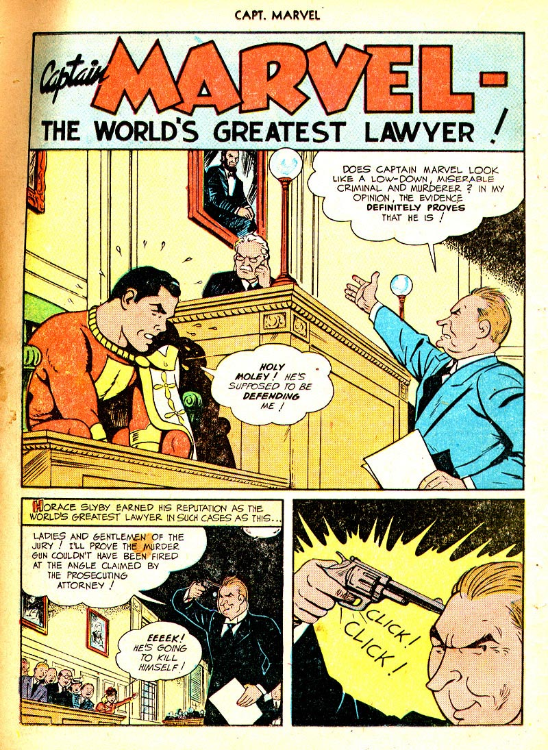 Captain Marvel Adventures issue 93 - Page 18