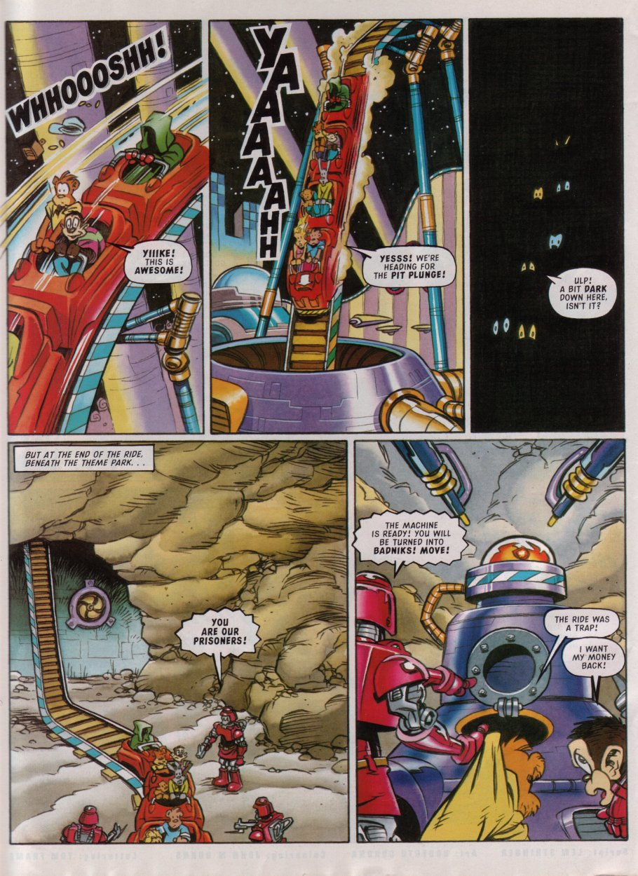 Read online Sonic the Comic comic -  Issue #85 - 27