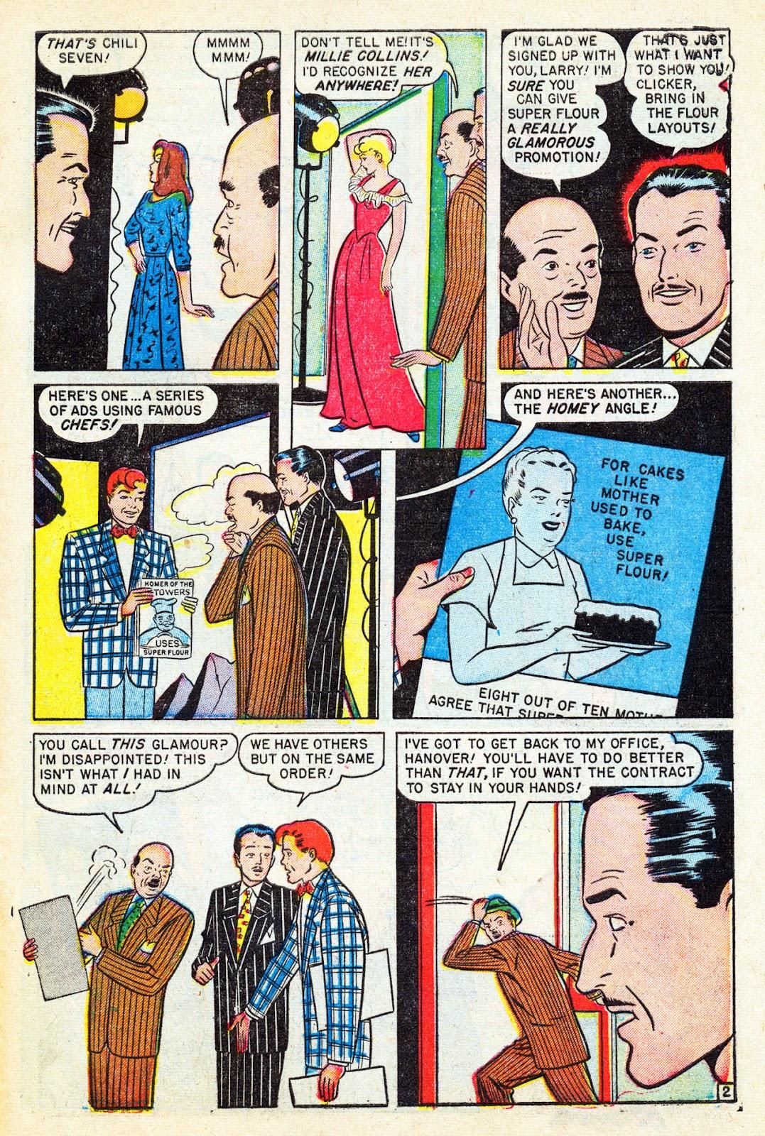 Read online Gay Comics comic -  Issue #35 - 27