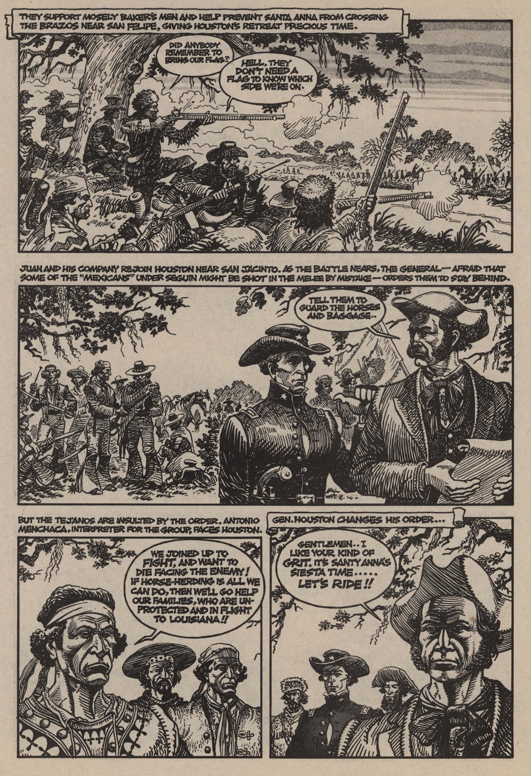 Recuerden el Alamo issue Full - Page 40