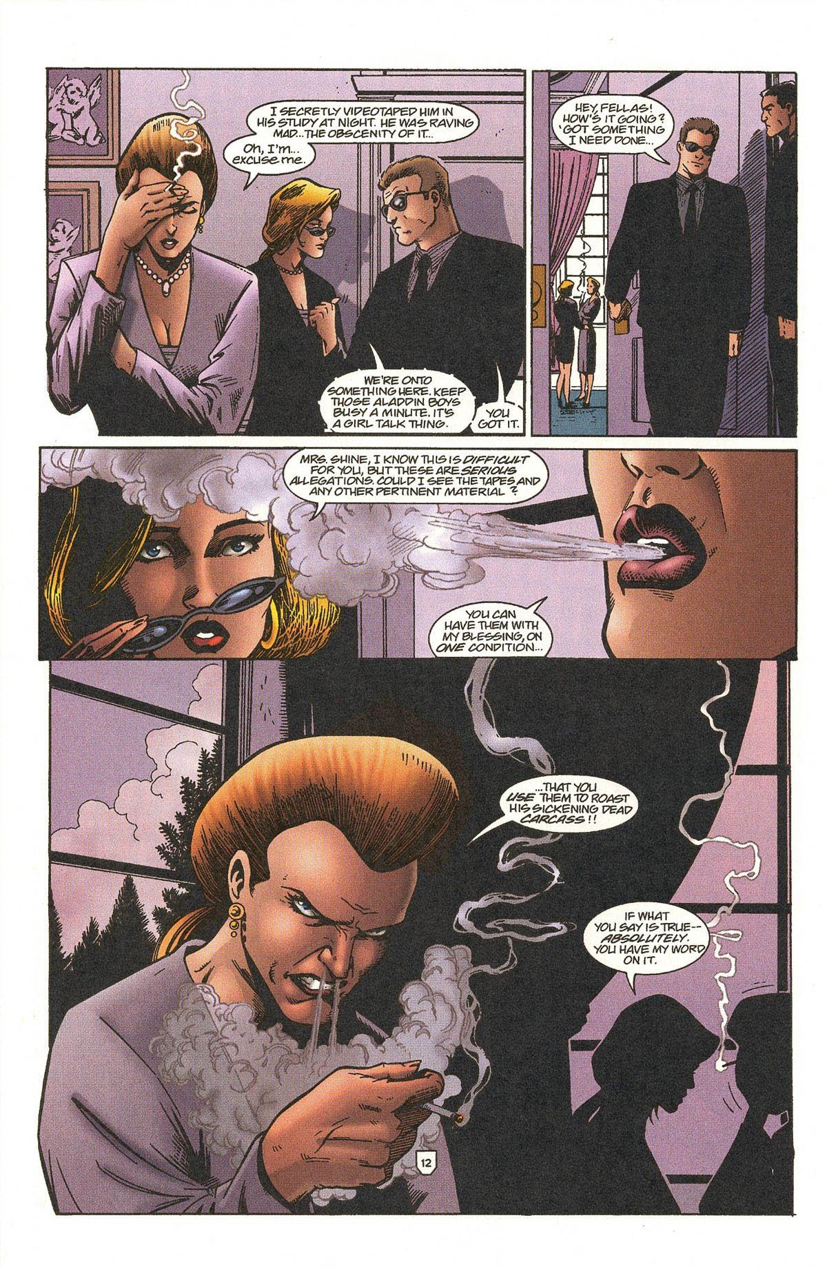 Read online UltraForce (1995) comic -  Issue #5 - 15