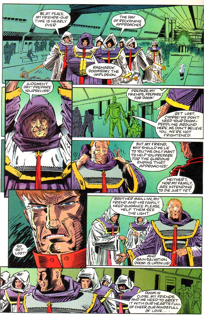 Read online Cyberspace 3000 comic -  Issue #1 - 15