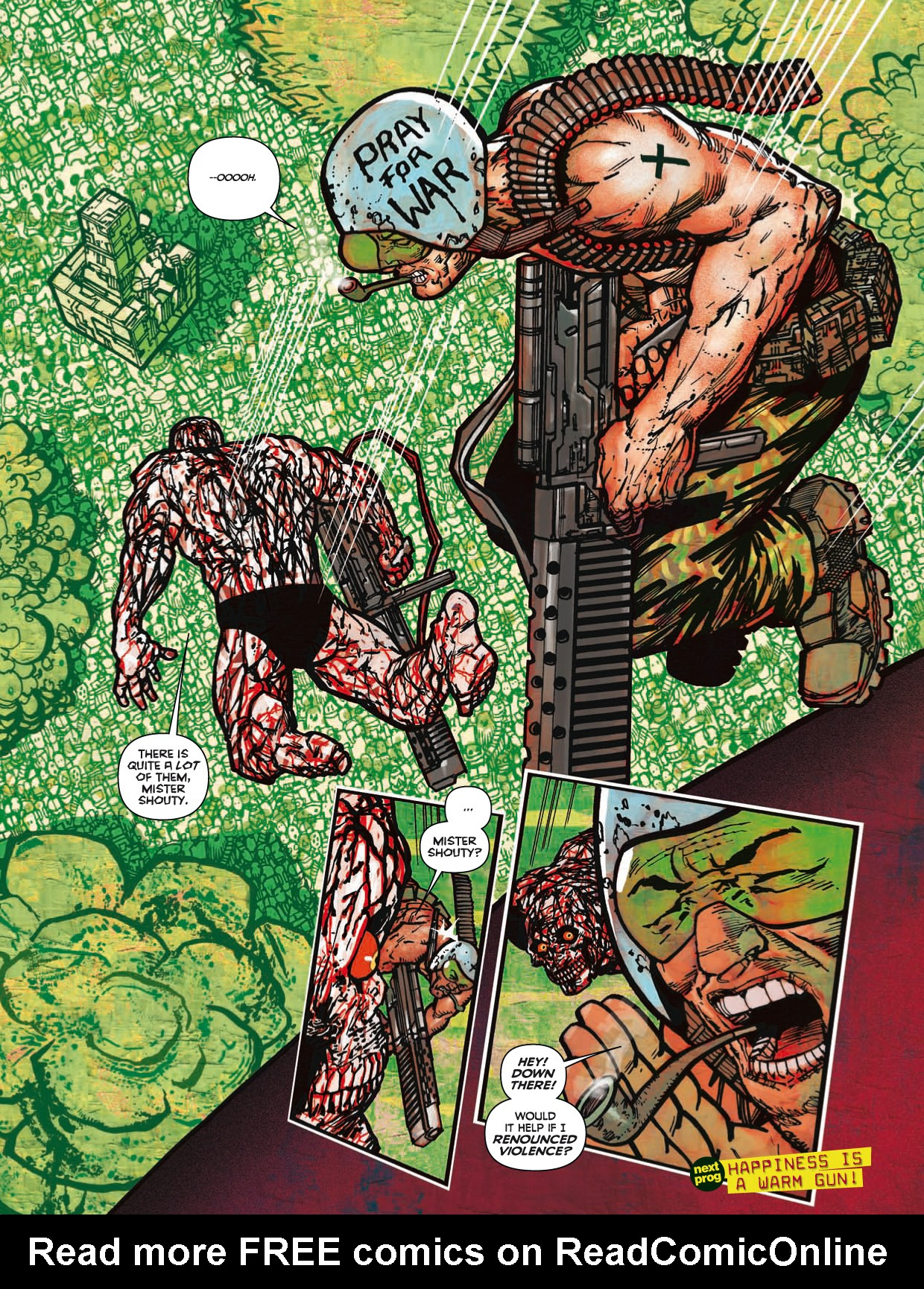 Read online 2000 AD comic -  Issue #1746 - 176