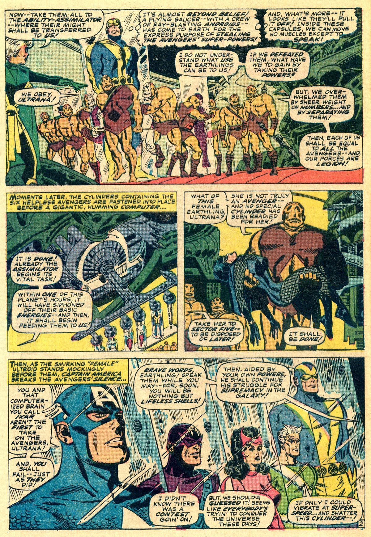 The Avengers (1963) 37 Page 3