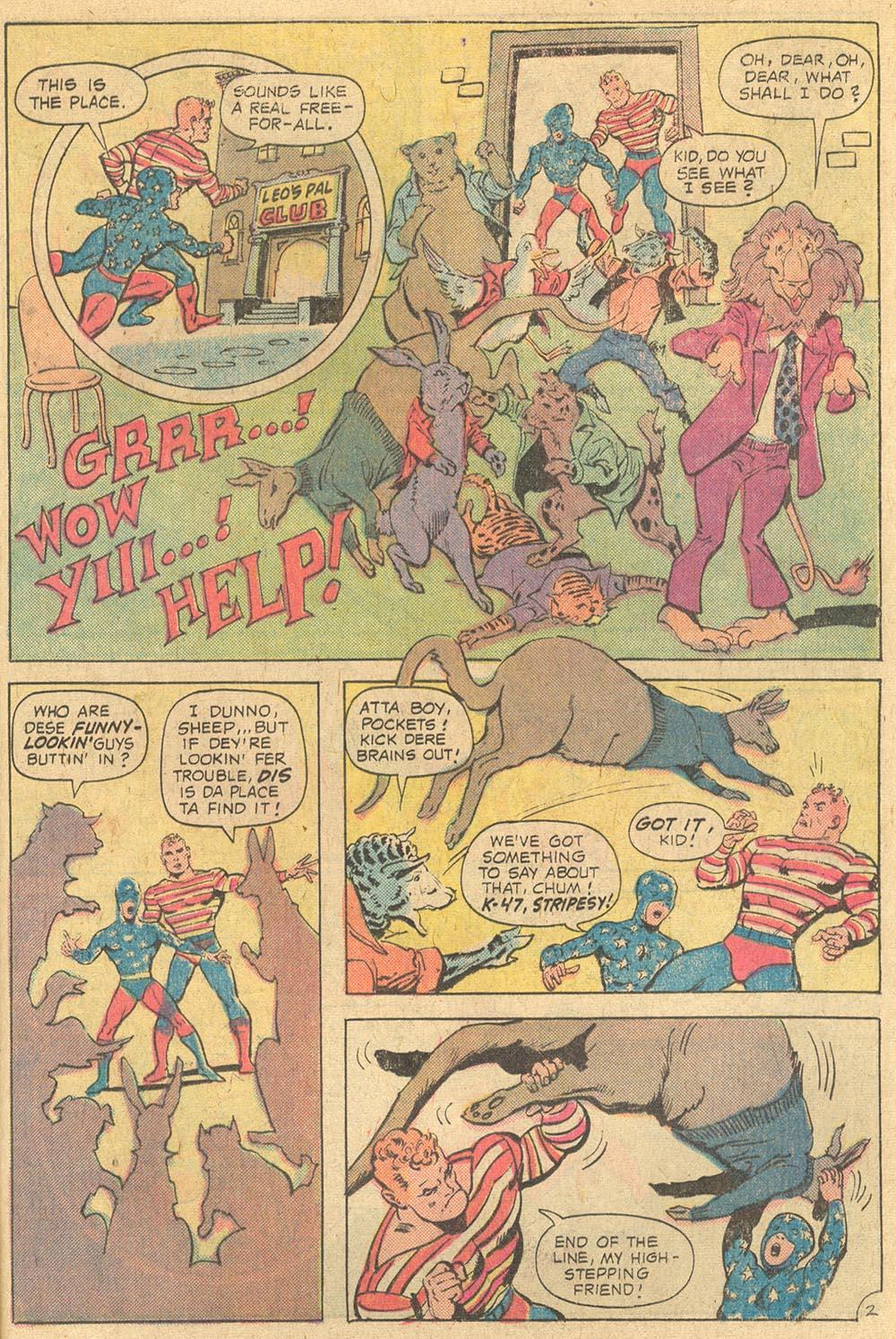 Read online Adventure Comics (1938) comic -  Issue #441 - 25