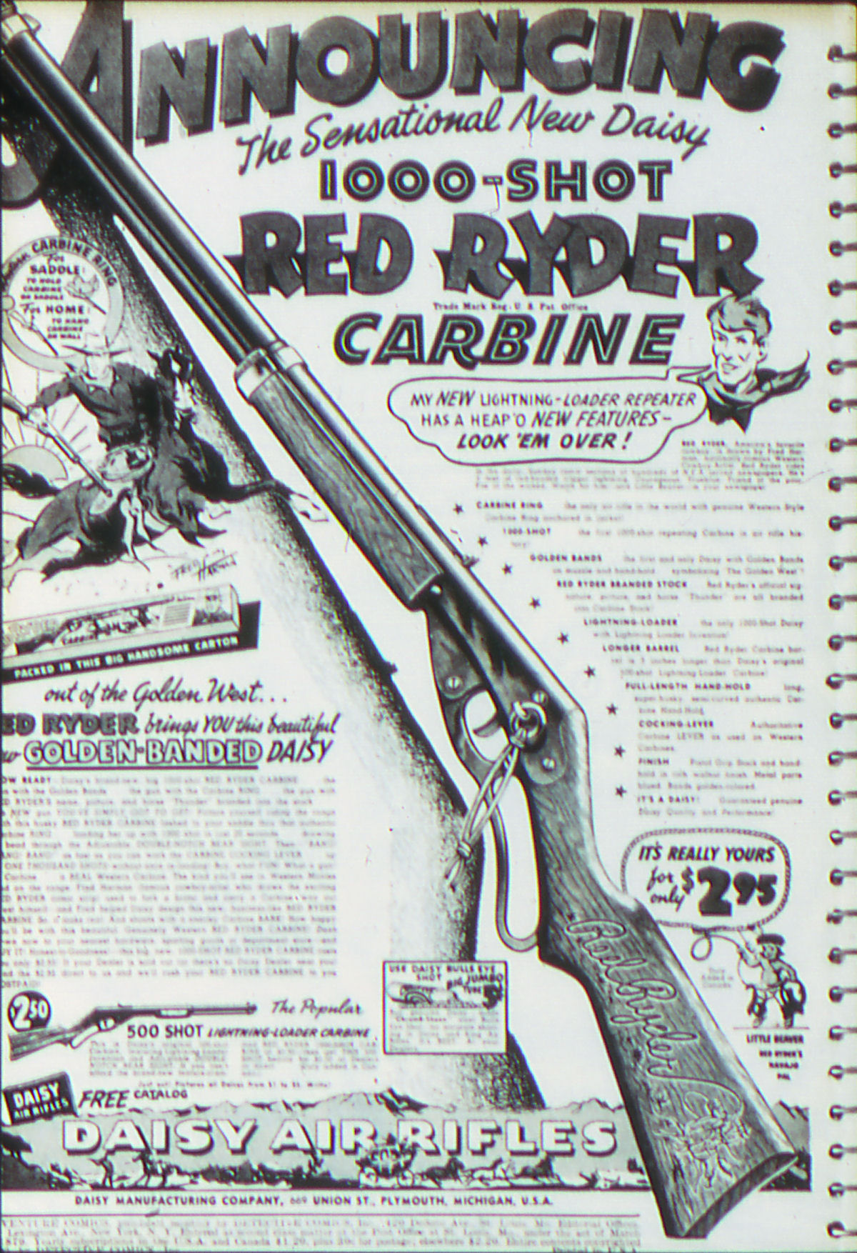 Read online Adventure Comics (1938) comic -  Issue #54 - 3