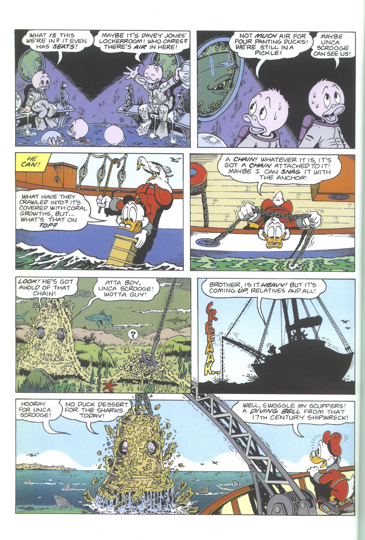 Read online Uncle Scrooge (1953) comic -  Issue #365 - 9