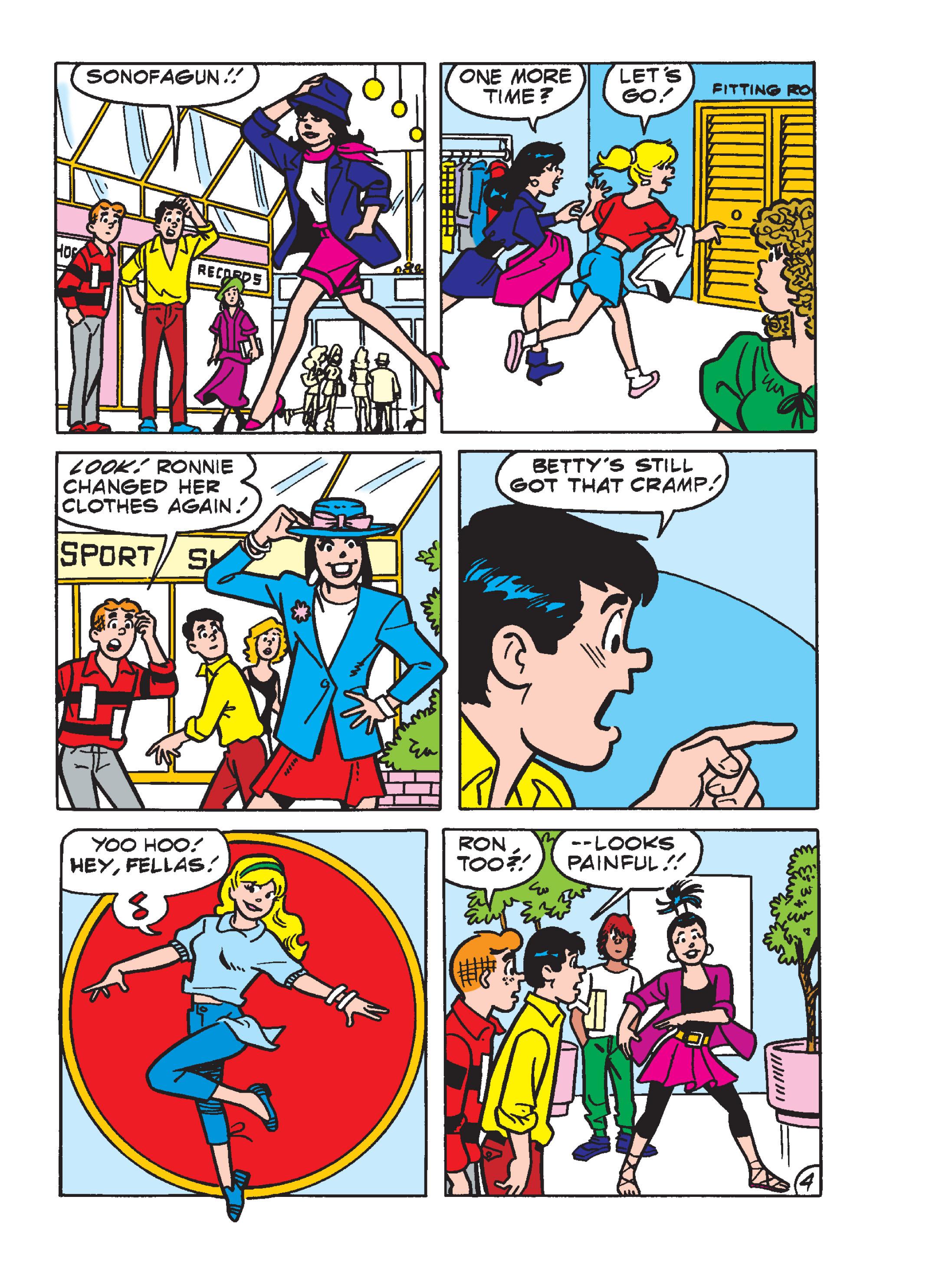 Read online Archie 1000 Page Comics Blowout! comic -  Issue # TPB (Part 1) - 70