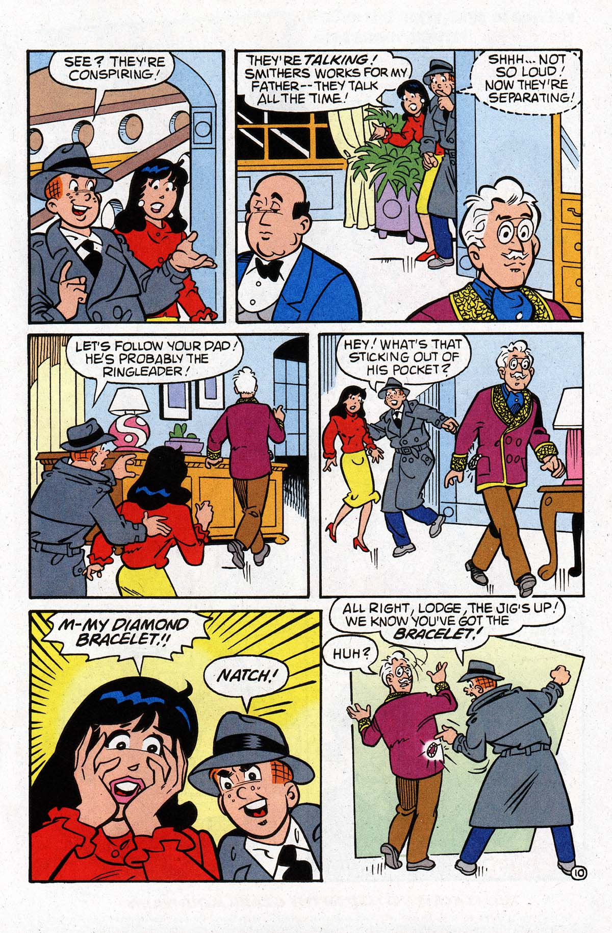Read online Archie (1960) comic -  Issue #533 - 12