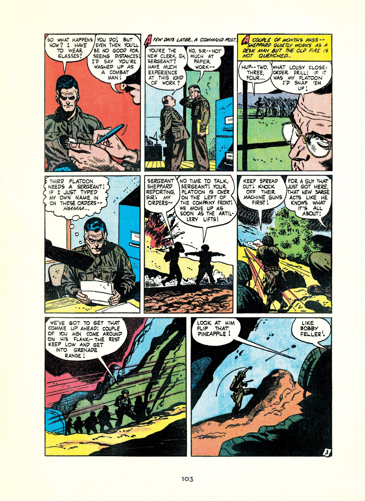Read online Setting the Standard: Comics by Alex Toth 1952-1954 comic -  Issue # TPB (Part 2) - 4