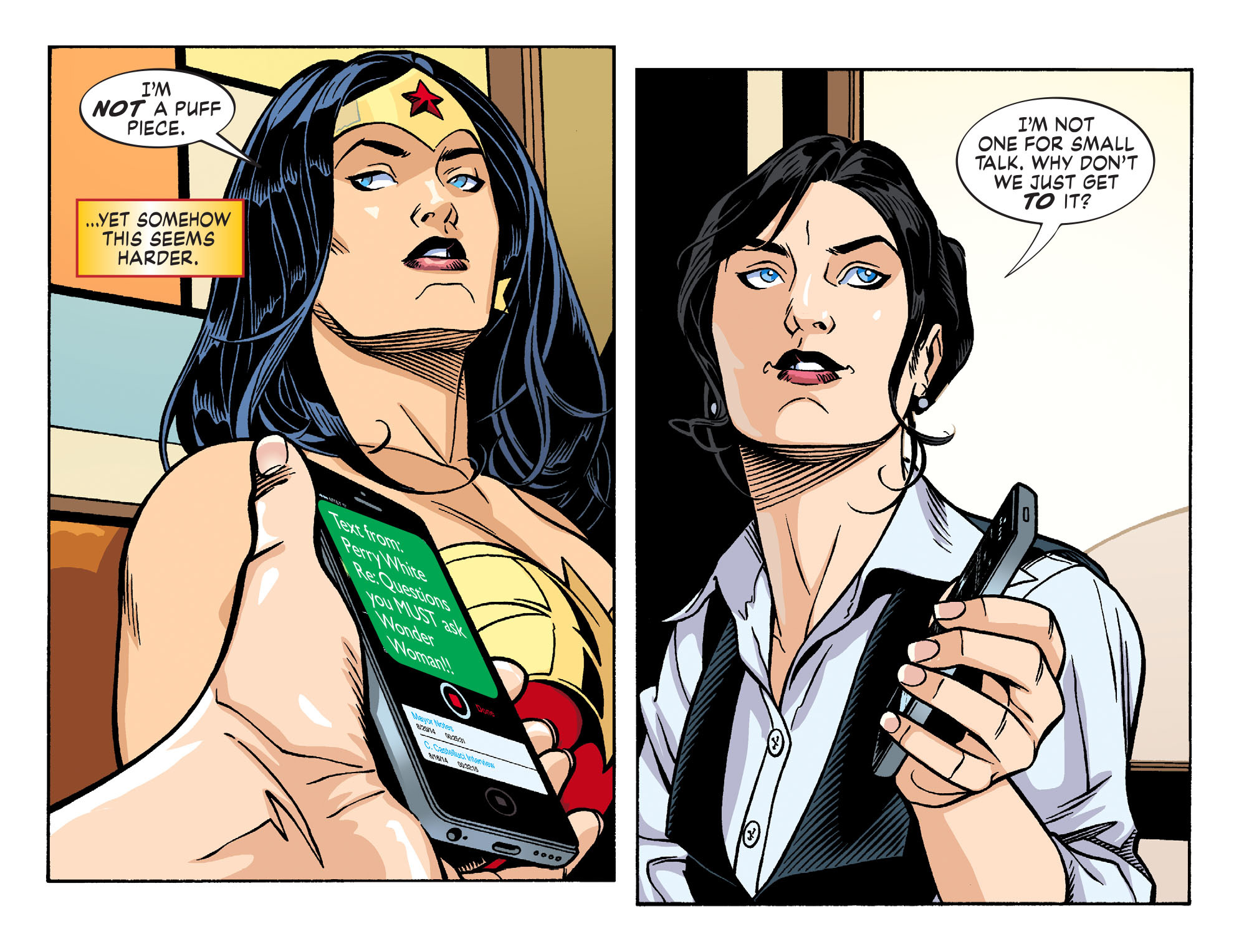 Read online Sensation Comics Featuring Wonder Woman comic -  Issue #26 - 4