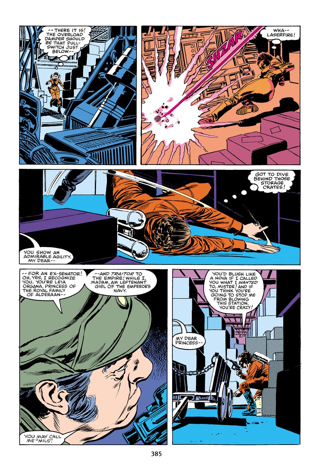 Read online Star Wars Omnibus comic -  Issue # Vol. 16 - 378