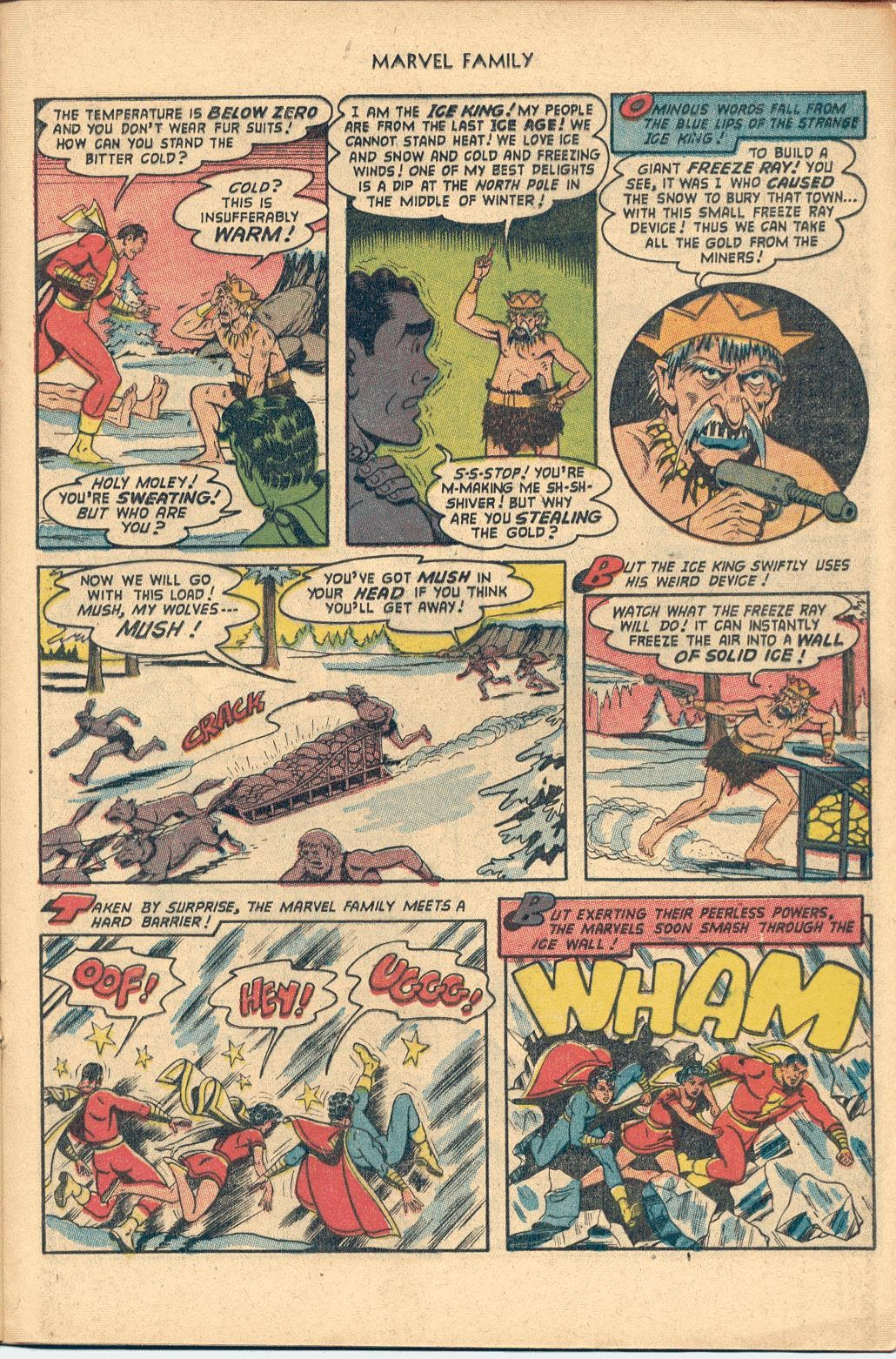 The Marvel Family issue 82 - Page 21