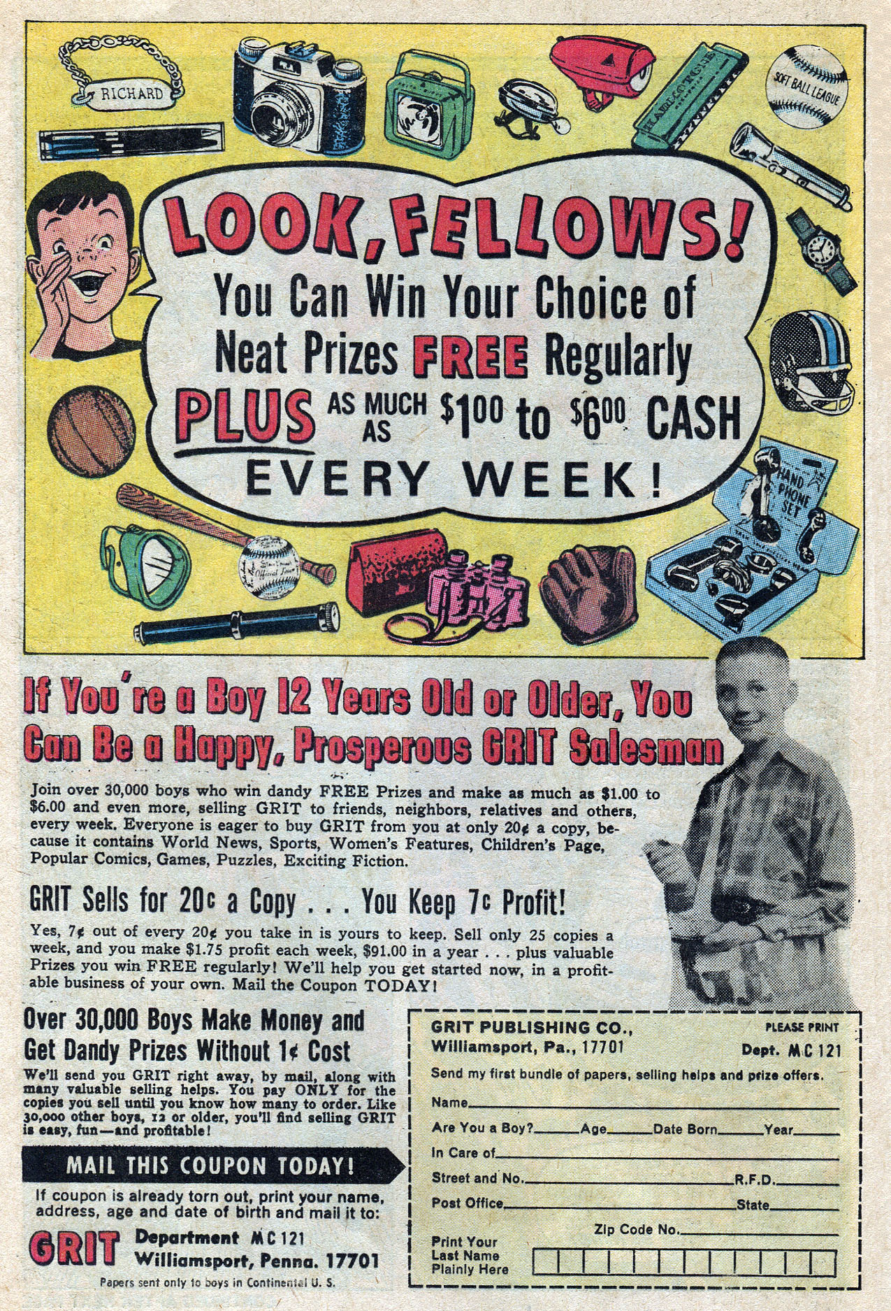 Read online Amazing Adventures (1970) comic -  Issue #10 - 12