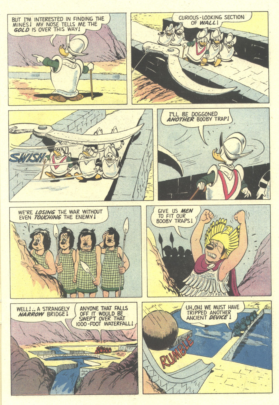 Read online Uncle Scrooge (1953) comic -  Issue #211 - 15