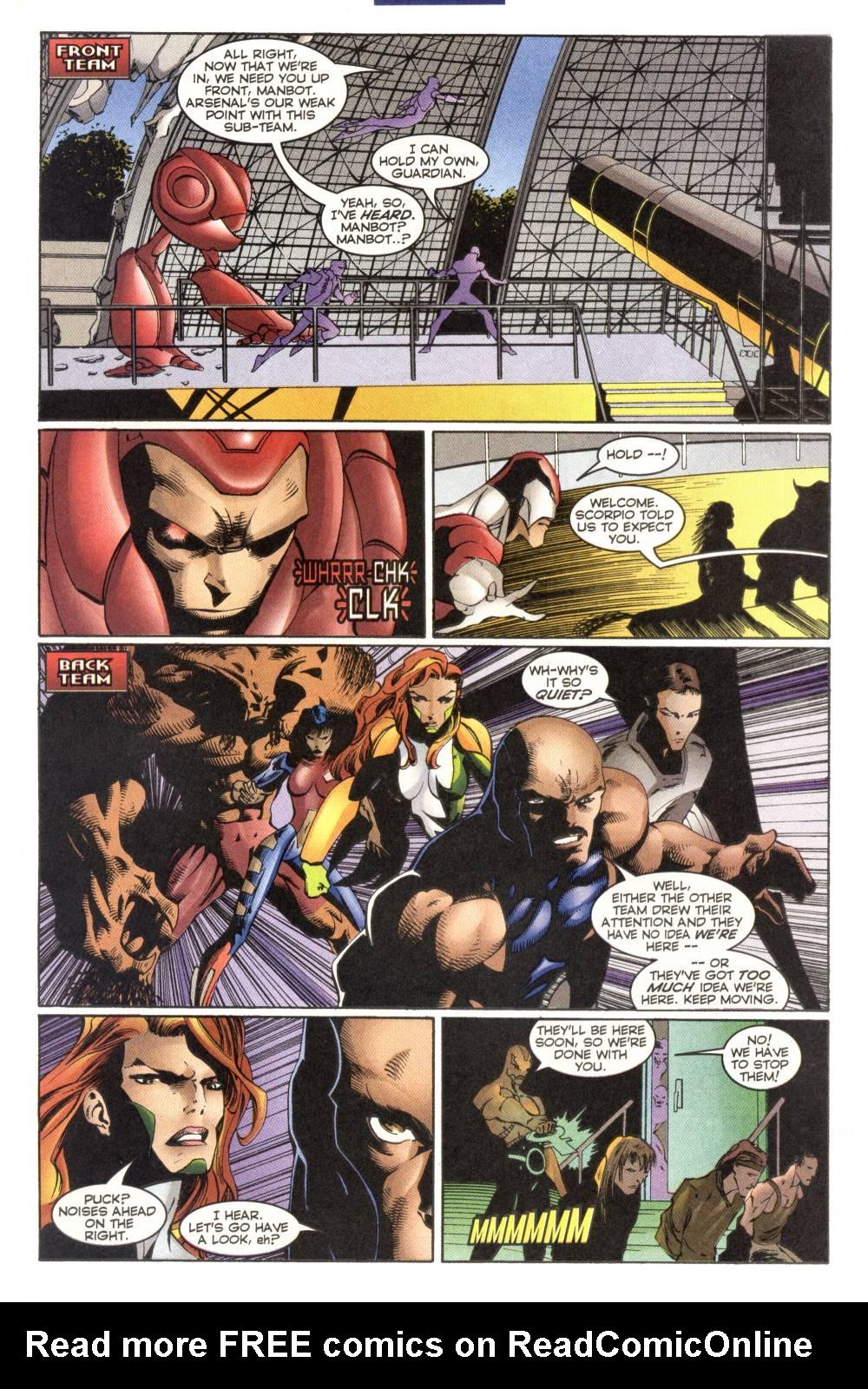 Read online Alpha Flight (1997) comic -  Issue #1 - 32
