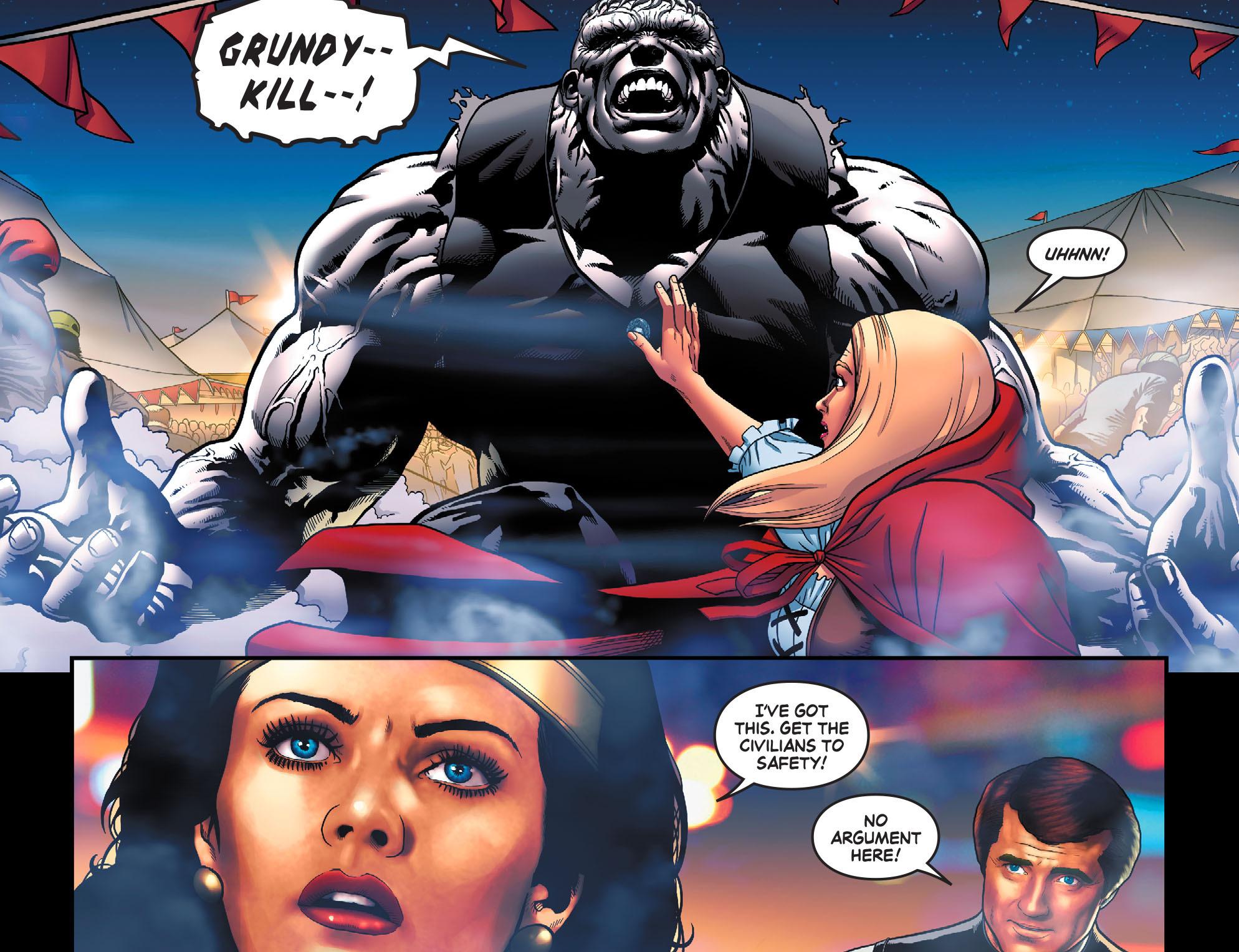 Read online Wonder Woman '77 [I] comic -  Issue #13 - 12