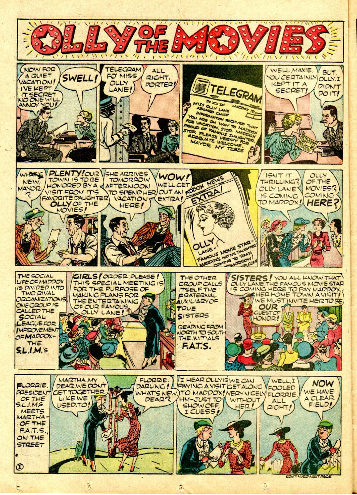 Read online Famous Funnies comic -  Issue #63 - 43