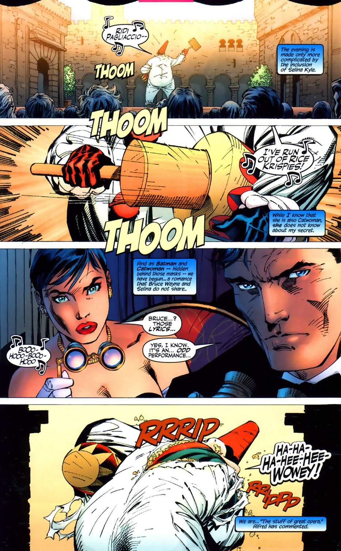 Read online Batman: Hush comic -  Issue #6 - 4