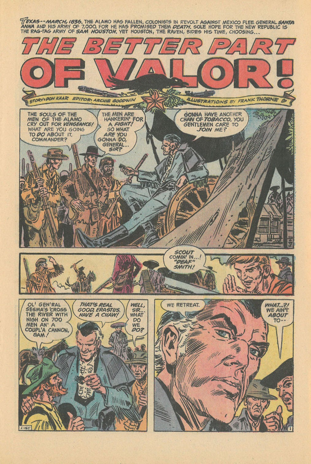 Read online Star Spangled War Stories (1952) comic -  Issue #177 - 20