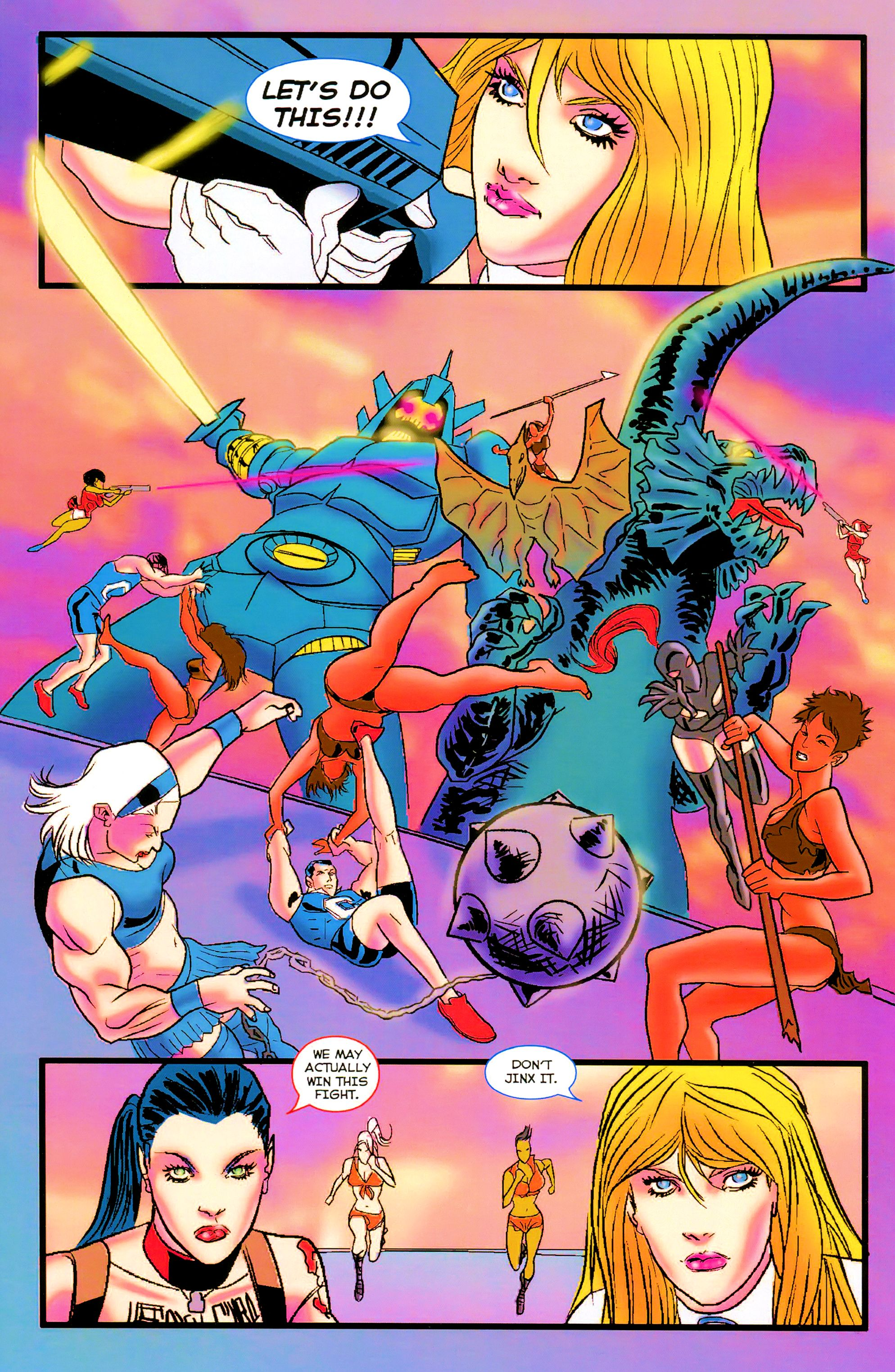Read online Notti & Nyce comic -  Issue #4 - 8