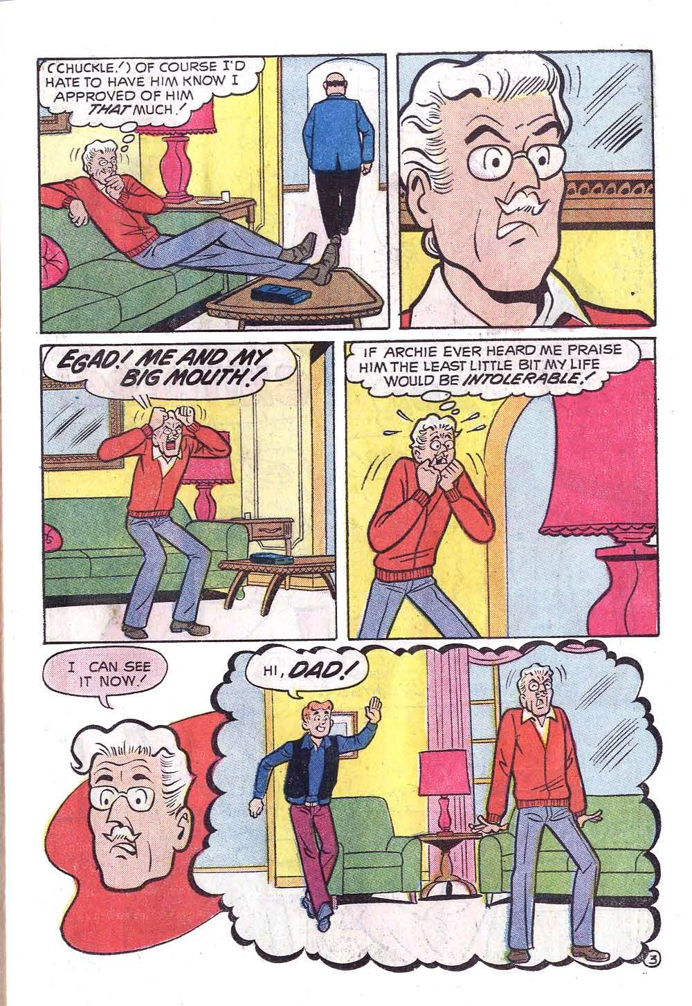 Read online Archie (1960) comic -  Issue #219 - 15