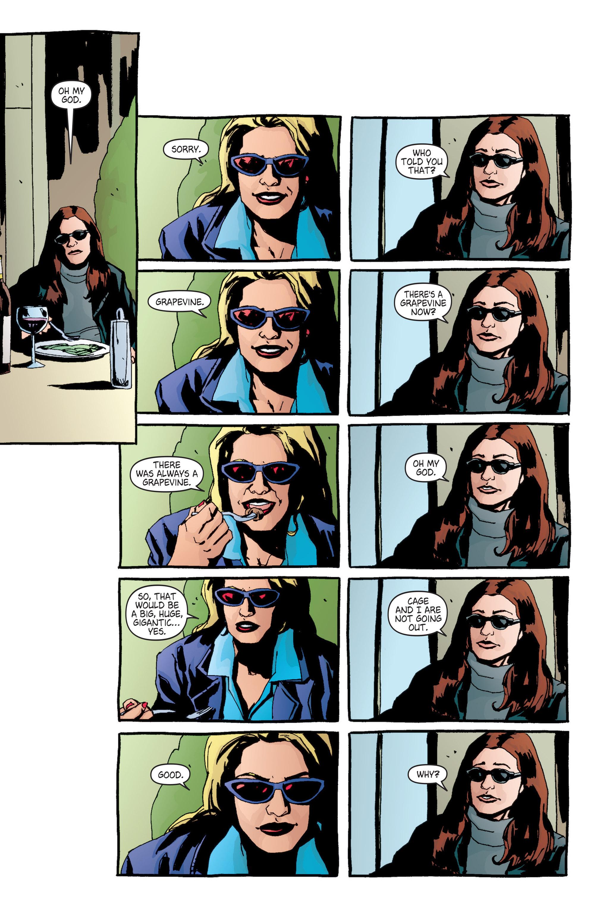 Read online Alias comic -  Issue #6 - 5