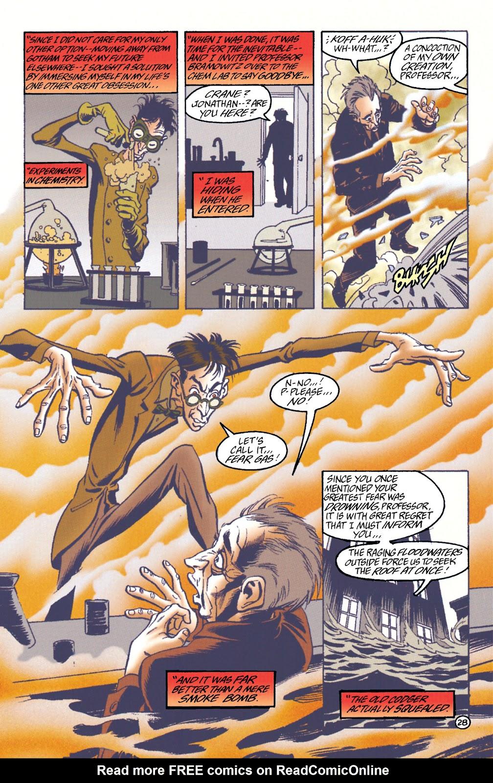 Read online Batman Arkham: Scarecrow comic -  Issue # TPB (Part 2) - 68