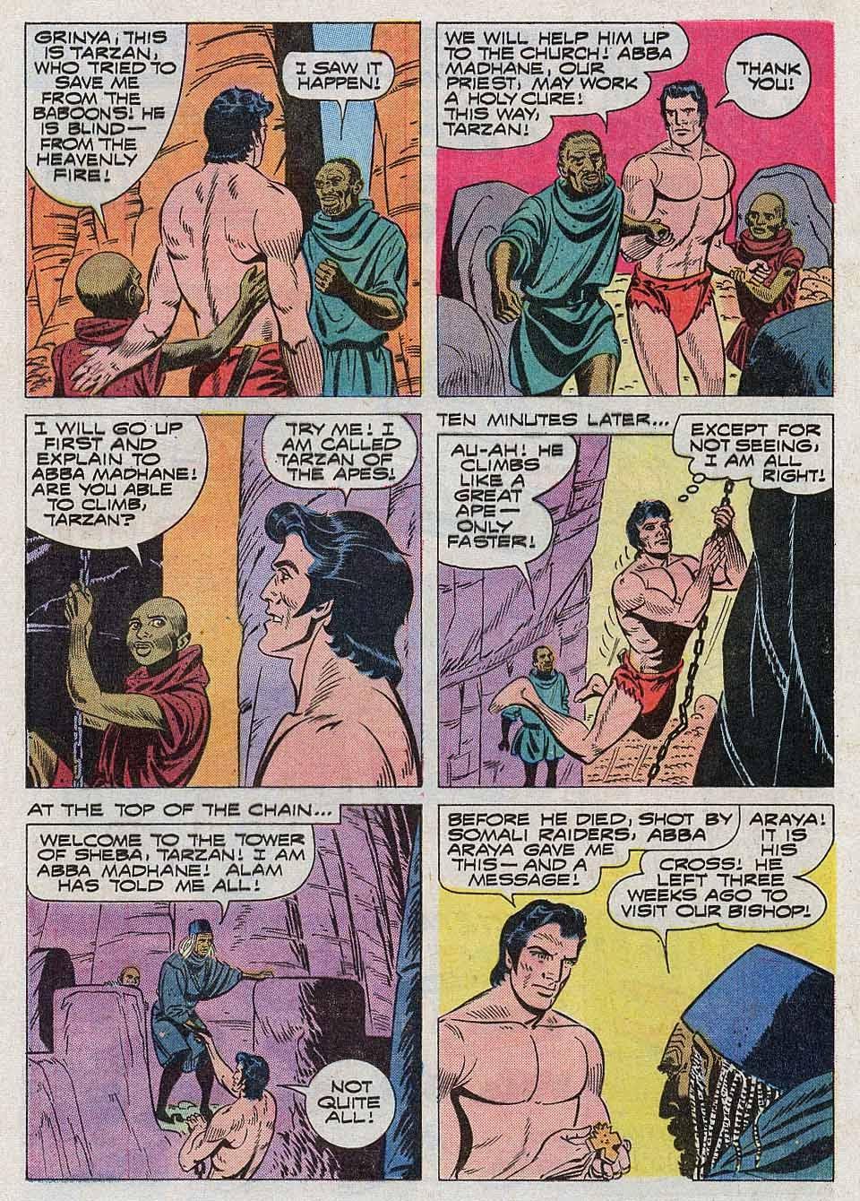 Tarzan (1962) issue 204 - Page 13
