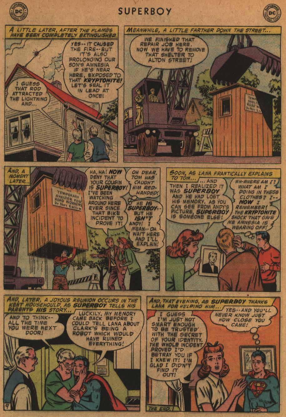 Superboy (1949) issue 63 - Page 30