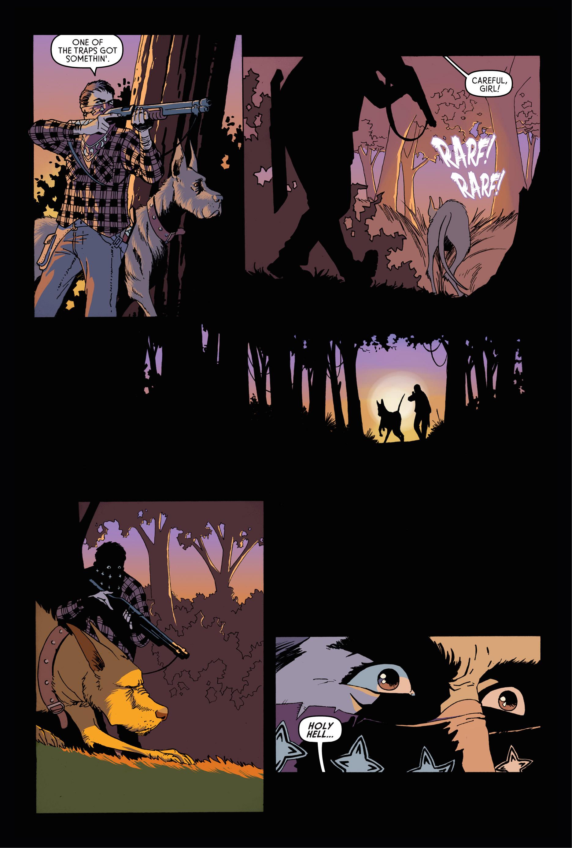 Read online Trespasser comic -  Issue #1 - 7