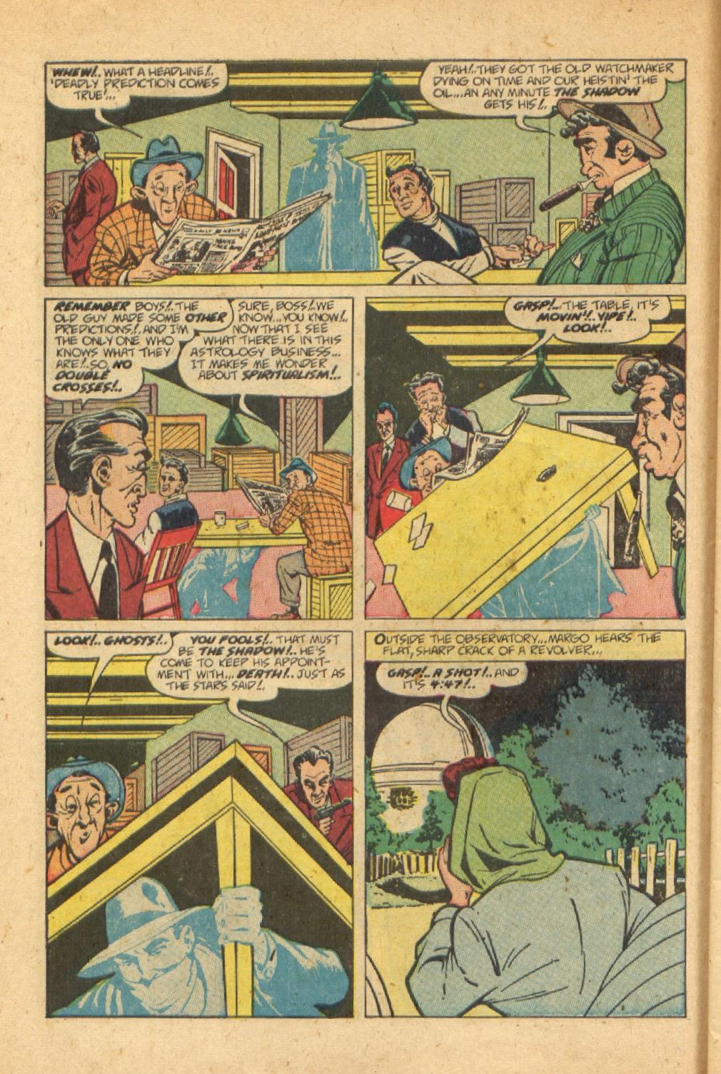 Shadow Comics #101 #94 - English 13