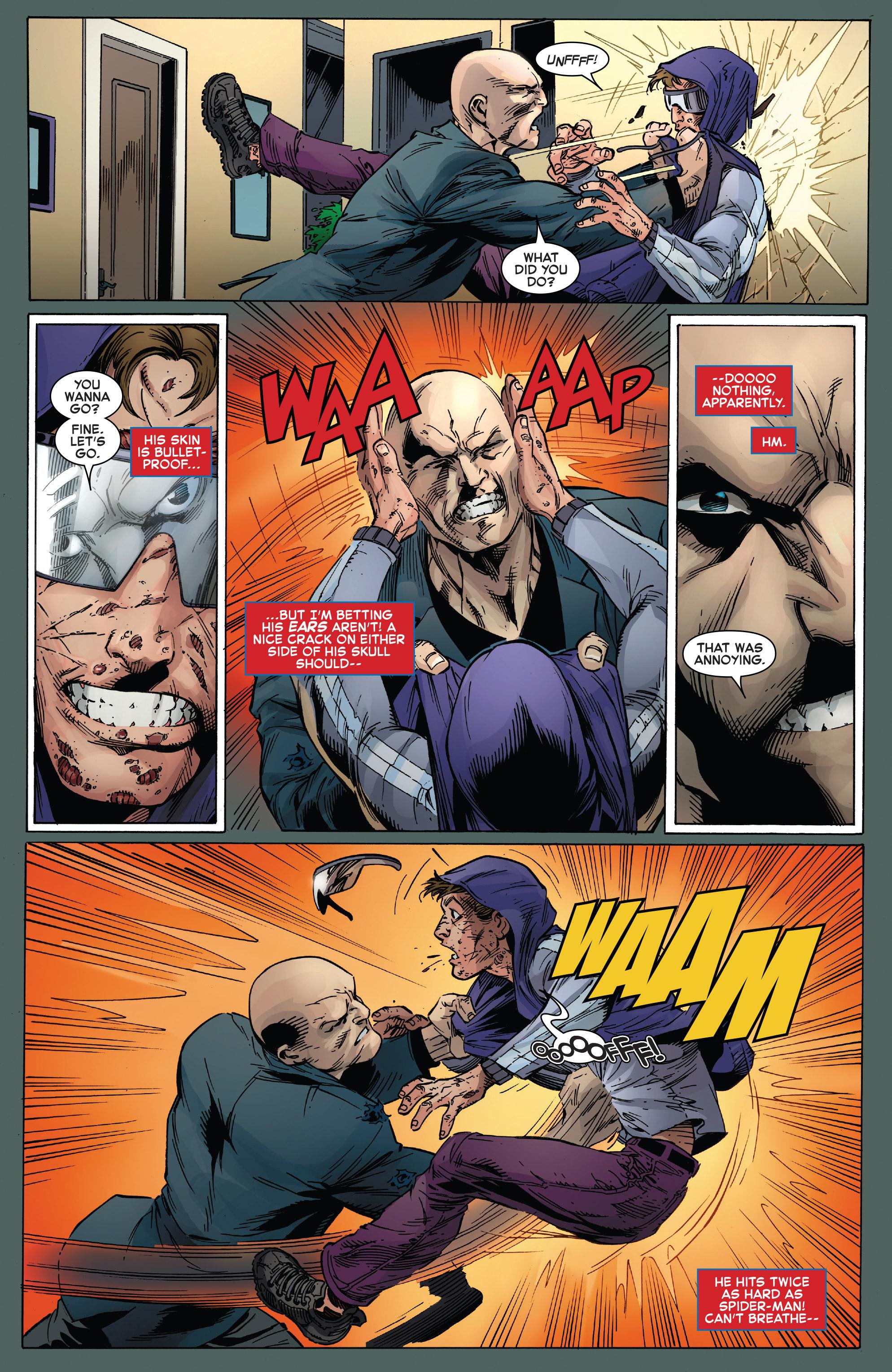 Read online Ben Reilly: Scarlet Spider comic -  Issue #2 - 14