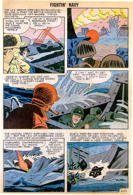 Read online Fightin' Navy comic -  Issue #79 - 26