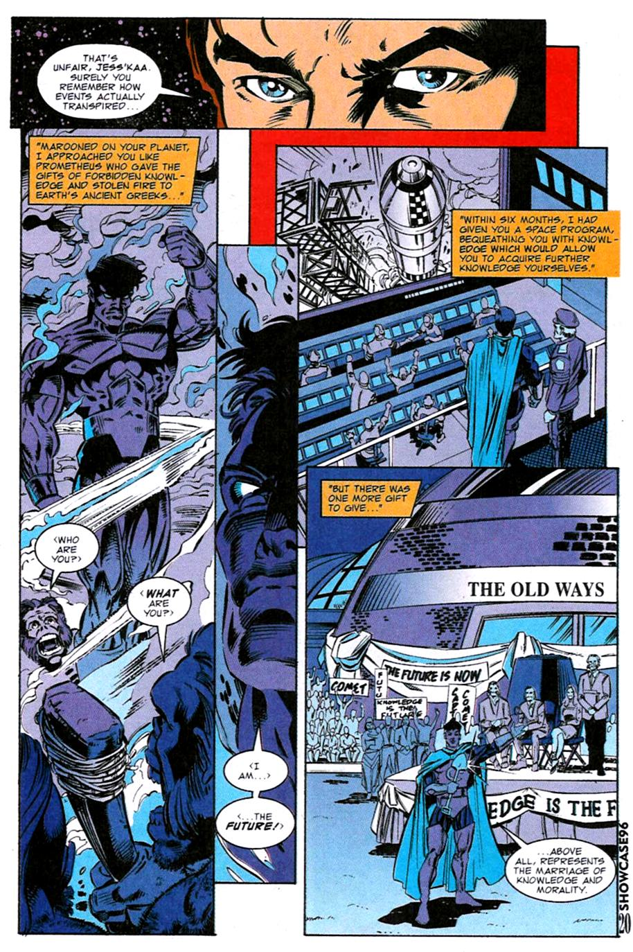 Read online Showcase '96 comic -  Issue #10 - 21