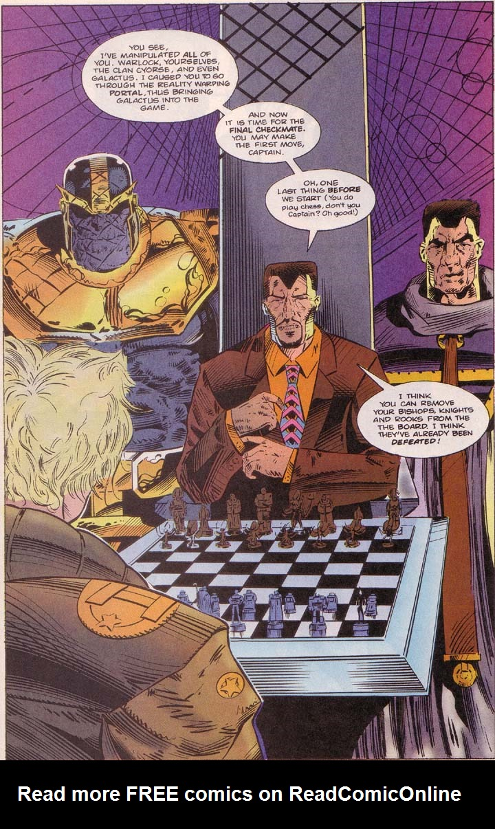 Read online Cyberspace 3000 comic -  Issue #7 - 18