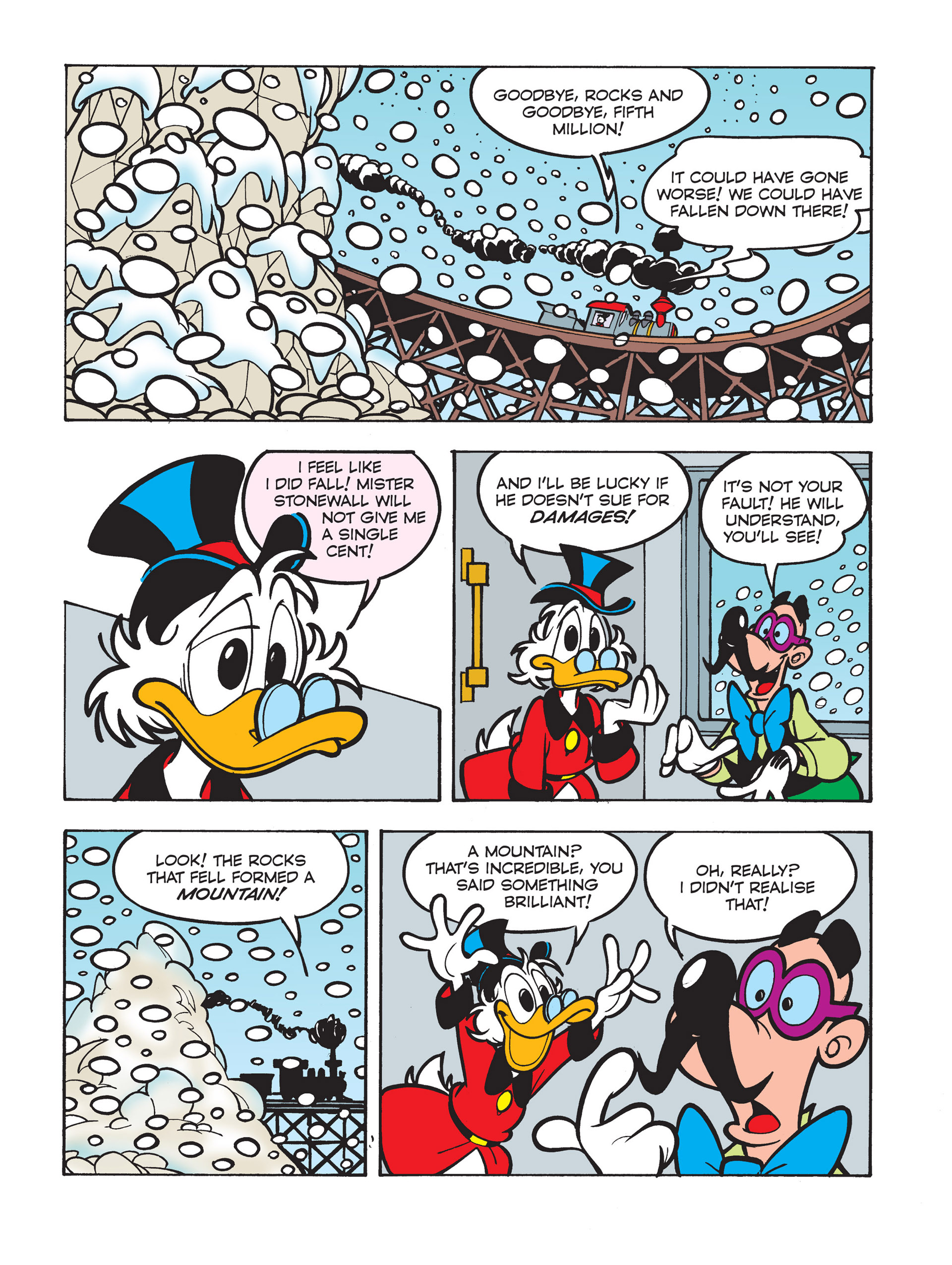 Read online All of Scrooge McDuck's Millions comic -  Issue #5 - 17