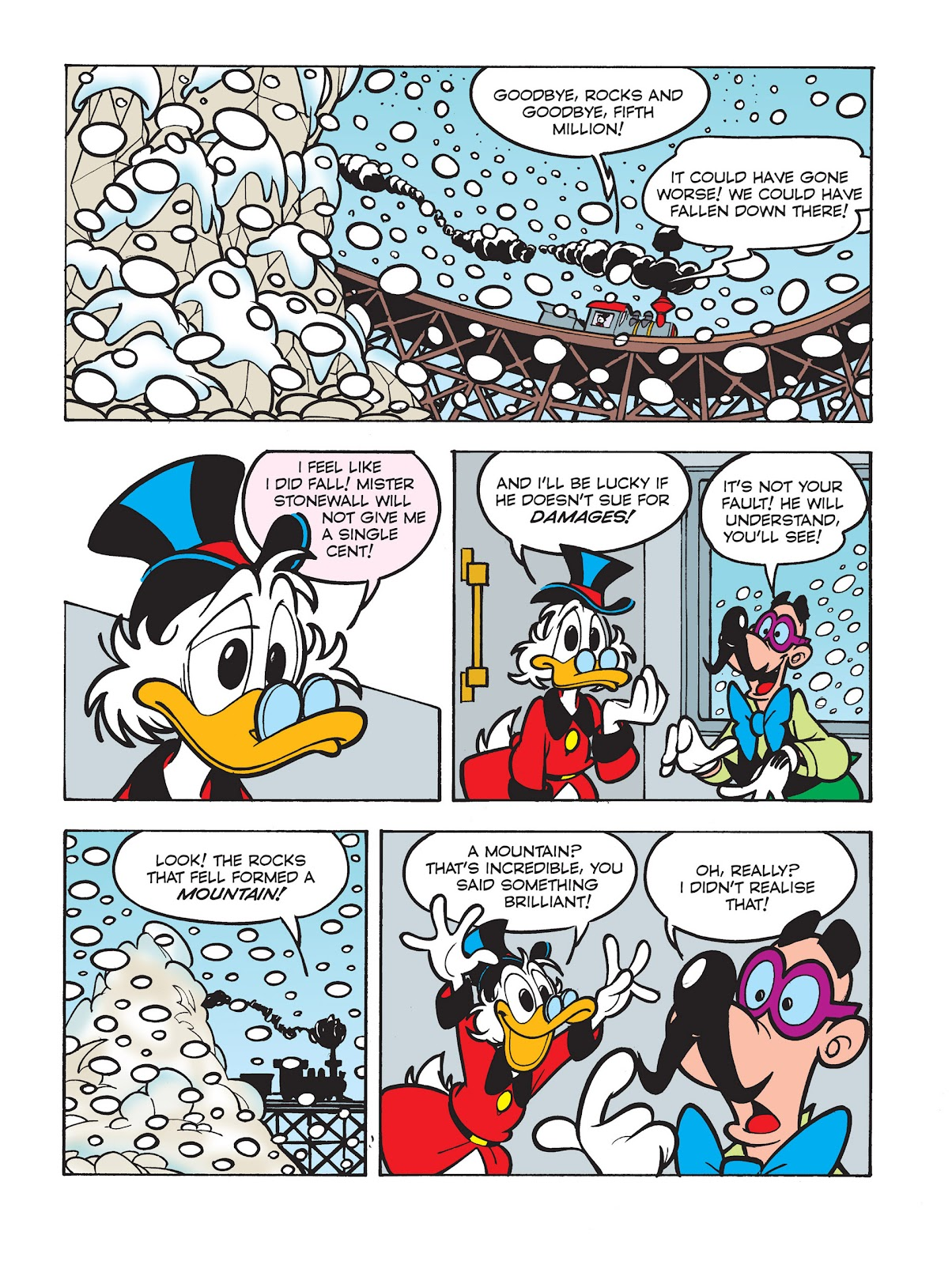 All of Scrooge McDuck's Millions Issue #5 #5 - English 17