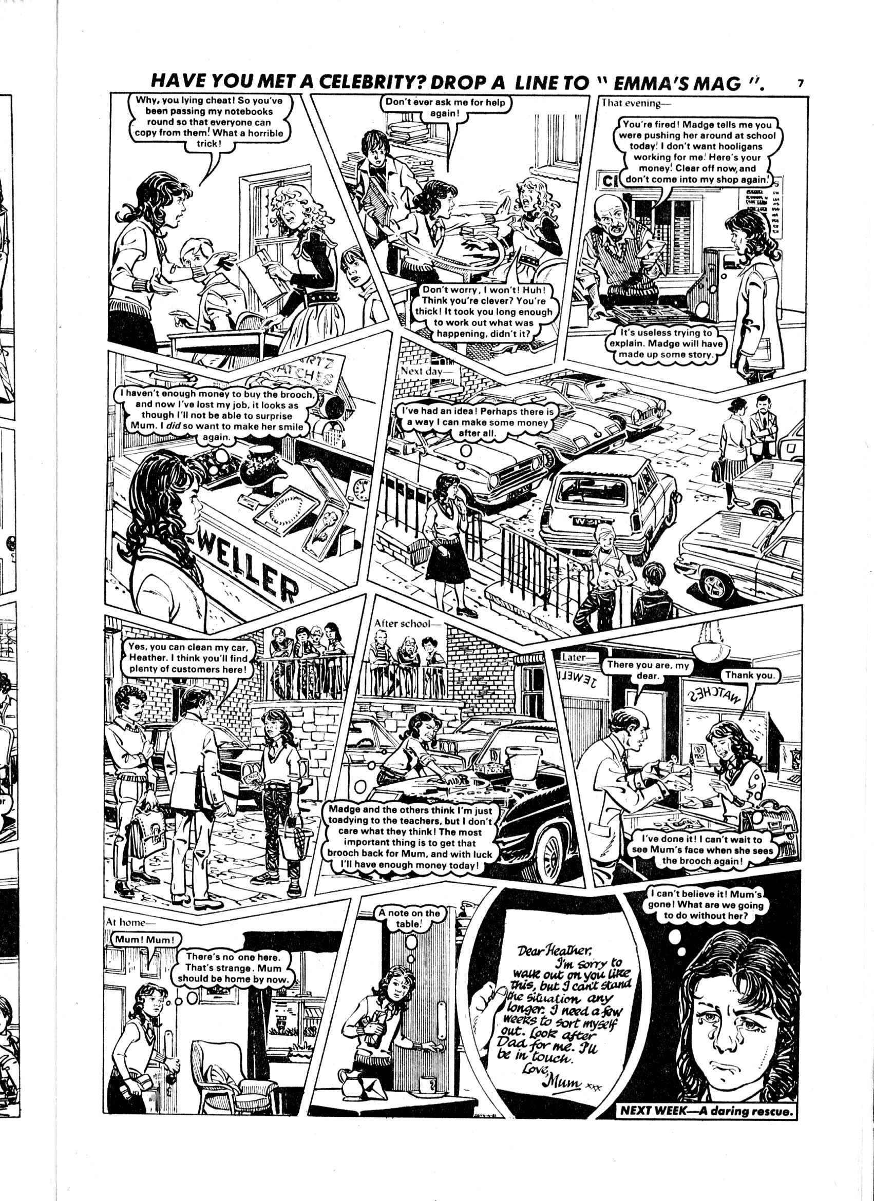 Read online Judy comic -  Issue #1108 - 7