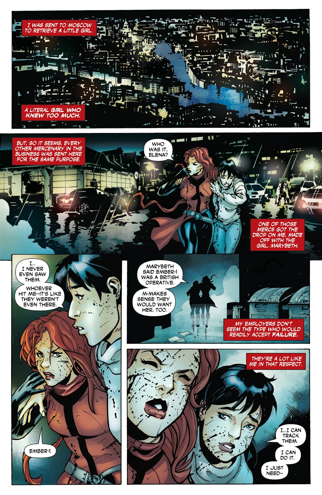 Read online Roku comic -  Issue #3 - 6