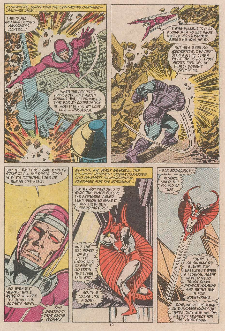 The Avengers (1963) 289 Page 9