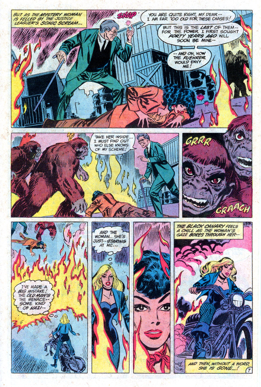 Read online Wonder Woman (1942) comic -  Issue #308 - 11