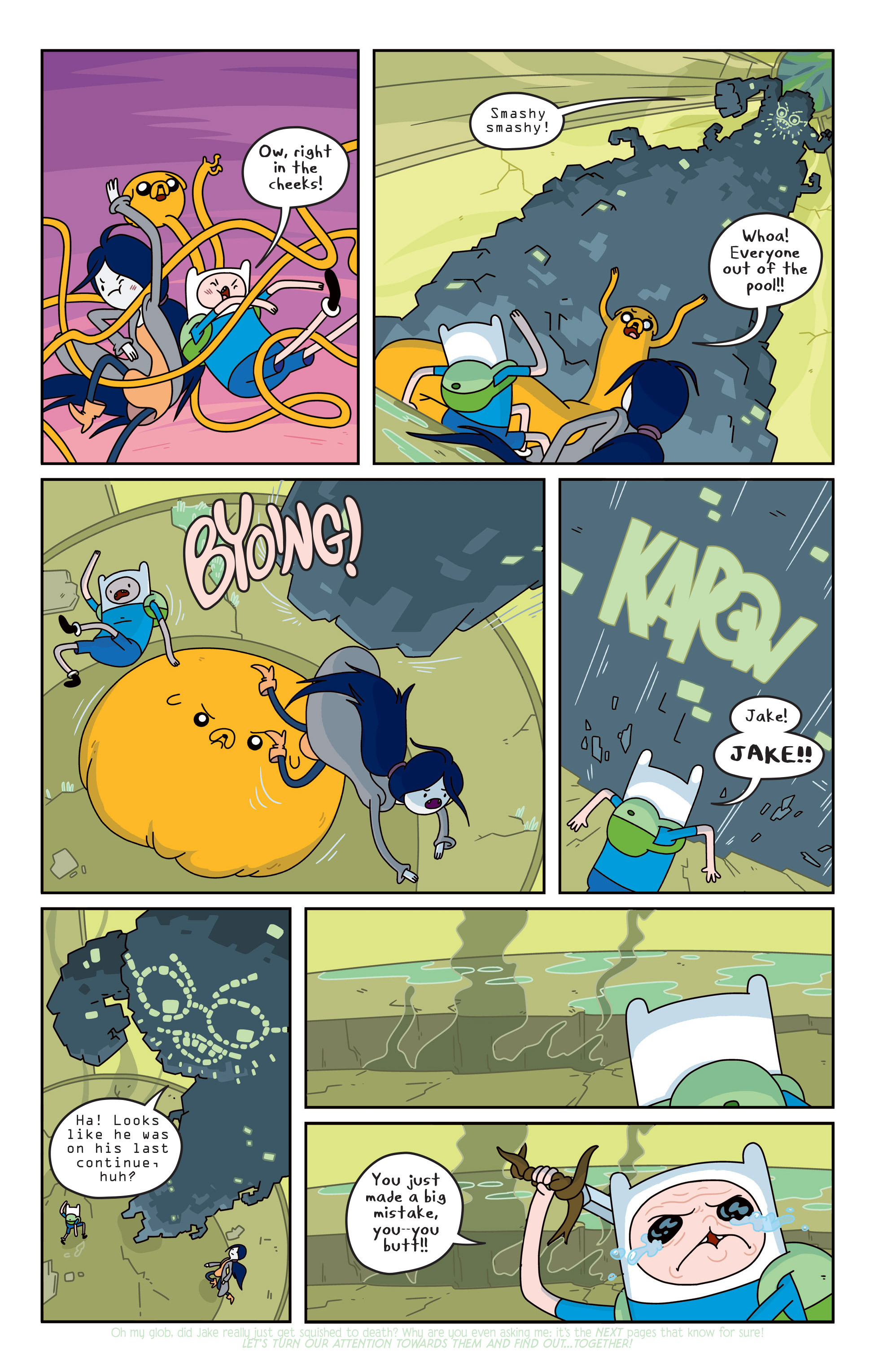 Read online Adventure Time comic -  Issue #Adventure Time _TPB 3 - 71