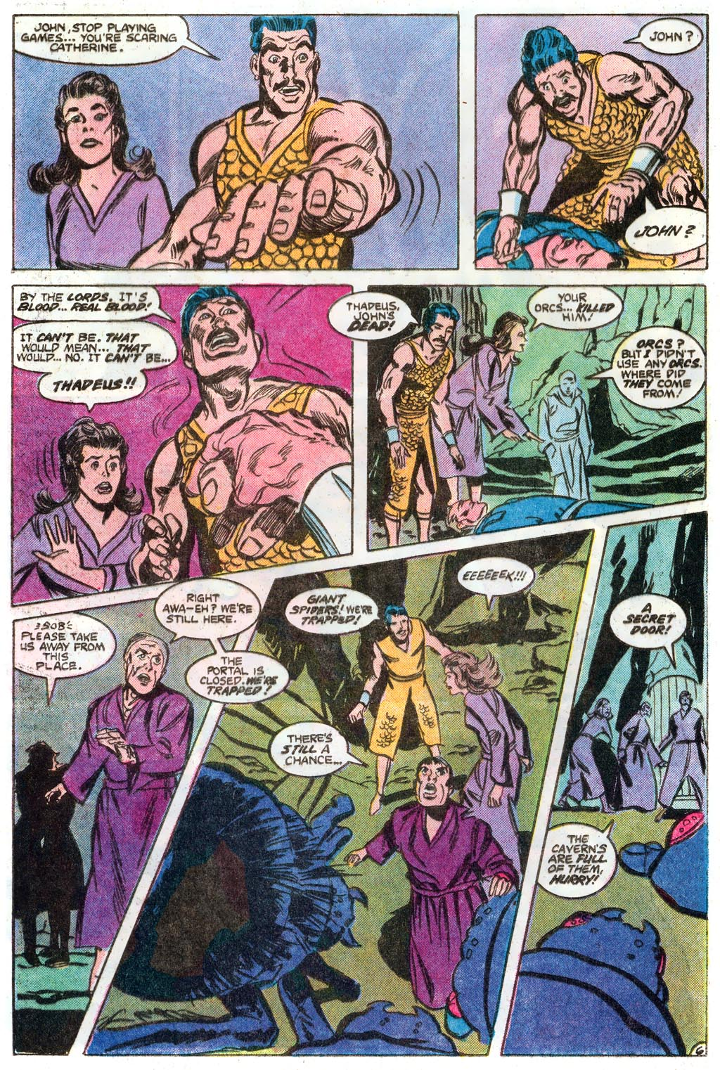 Elvira's House of Mystery Issue #1 #2 - English 12