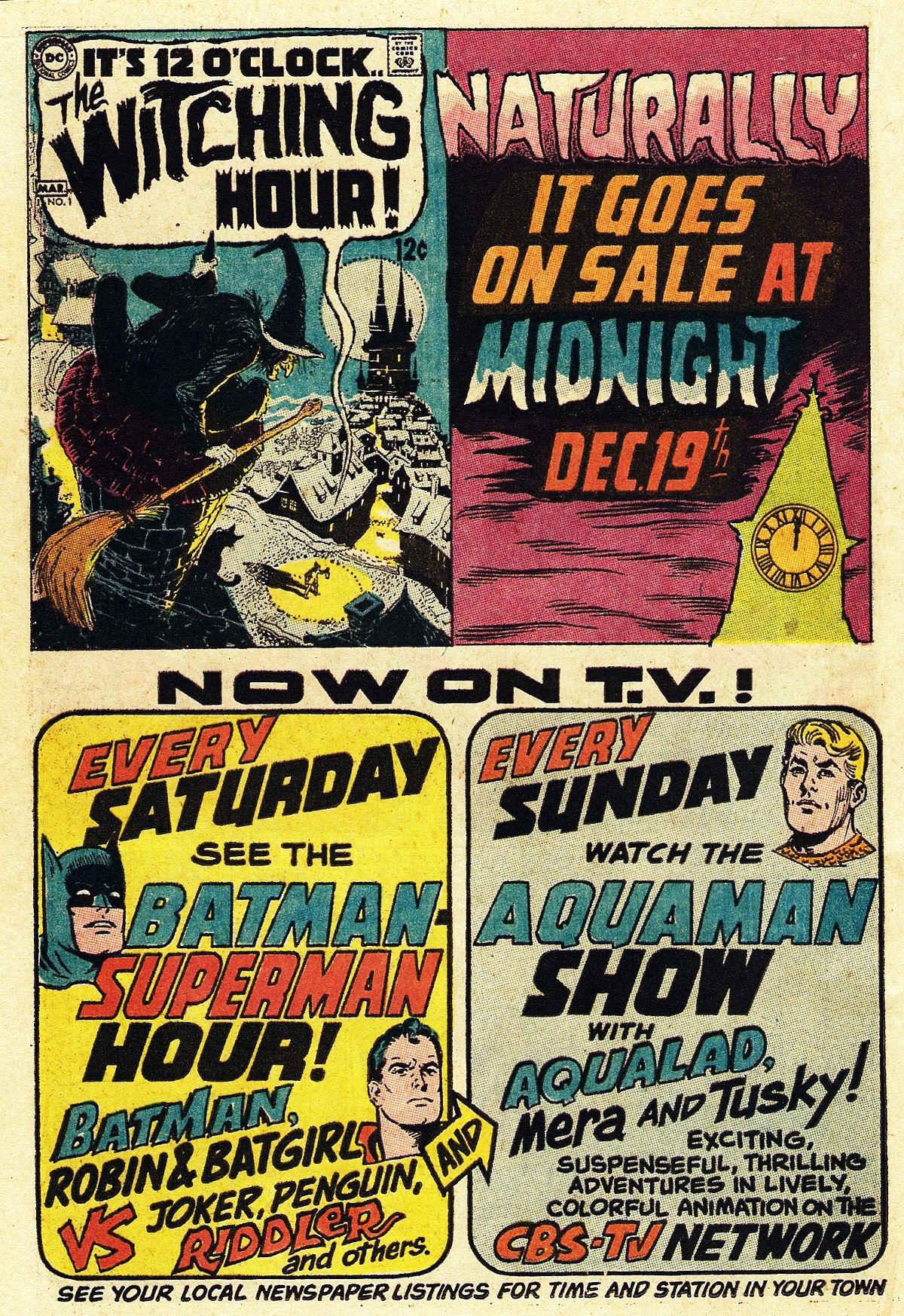 Read online Adventure Comics (1938) comic -  Issue #377 - 20