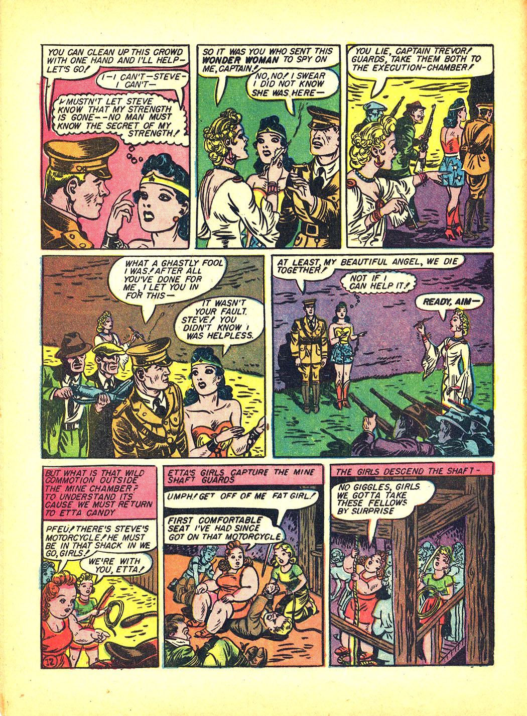 Read online Sensation (Mystery) Comics comic -  Issue #4 - 14