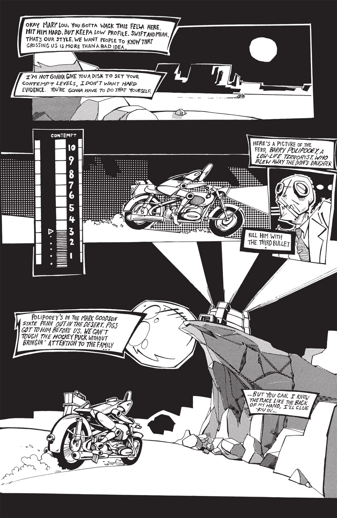 Read online Scud: The Disposable Assassin: The Whole Shebang comic -  Issue # TPB (Part 1) - 46